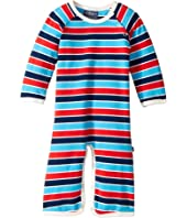 Toobydoo - Jersey Knit Bootcut Jumpsuit (Infant)