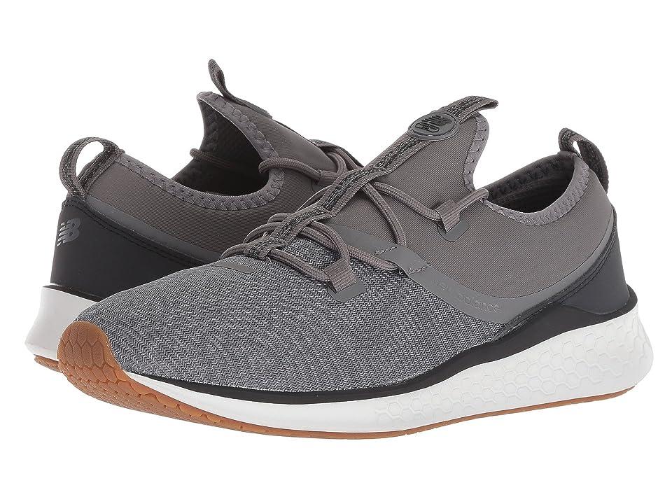 New Balance Kids KJLAZv1G (Big Kid) (Castlerock/Magnet) Boys Shoes