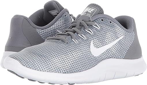 Cool Grey/White