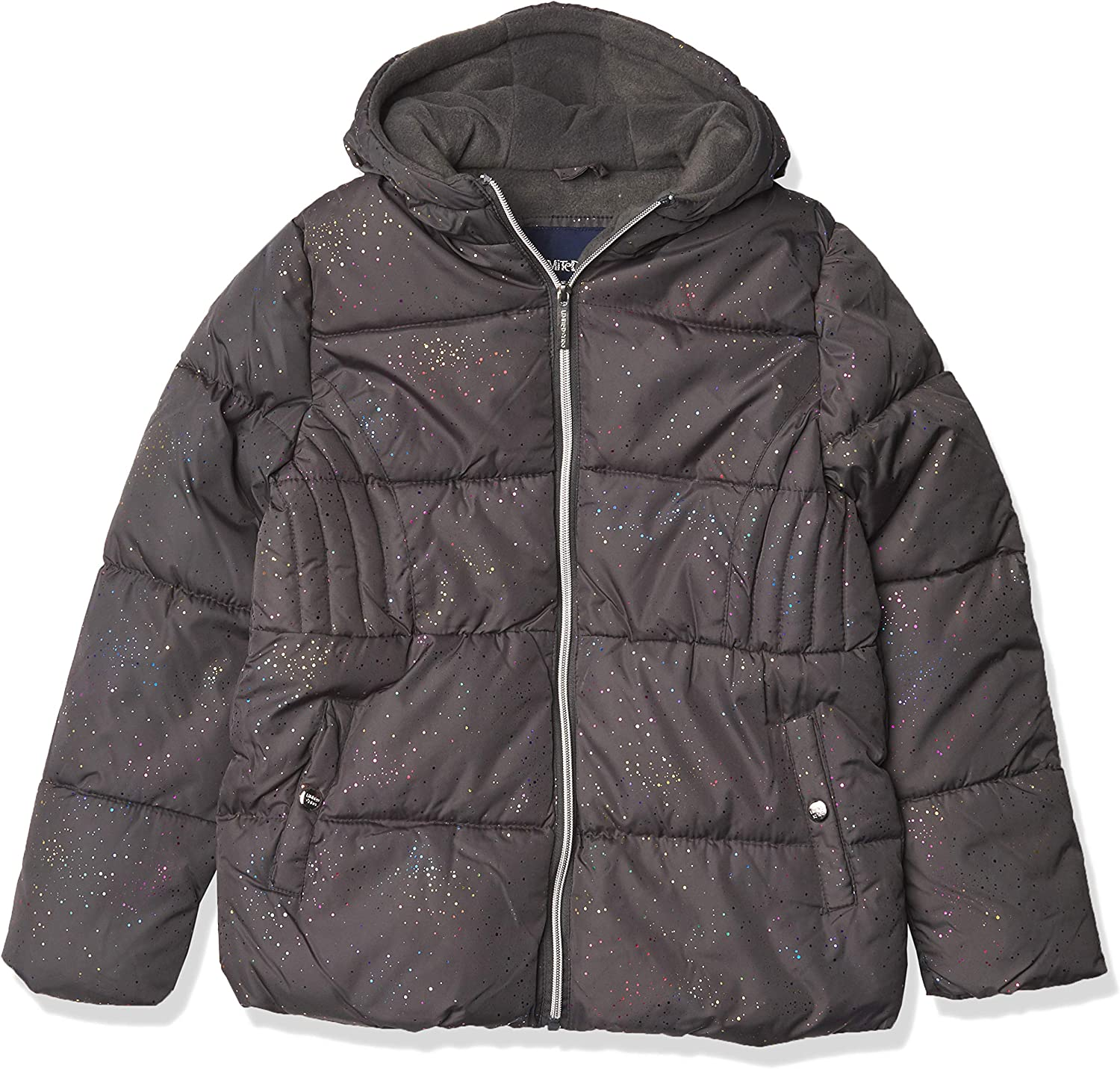 Limited Too girls Foil Puffer Jacket