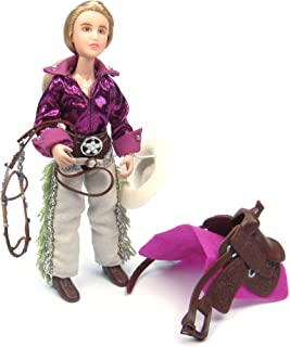 "Breyer Freedom Series (Classics) Kaitlyn Cowgirl | 6"" Fully Articulated Rider Doll 