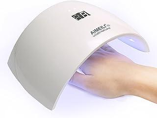 AIMEILI 24W UV LED Gel Nail Polish Curing Lamp Nail Dryer Nail Art Manicure