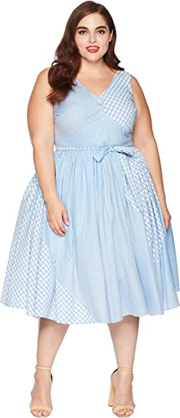 Plus Size Lorna Swing Dress