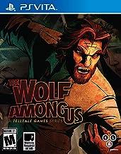 THE WOLF AMONG US - PS VITA