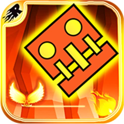 Geometry fire Dash :melty-down