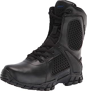 حذاء بتكتيكي مضاد للماء بسحاب جانبي 20.32 سم للرجال من بيتس