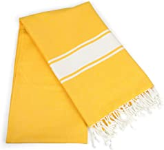 DII Peshtemal Turkish Super Soft, Absorbent, Oversized Bath Towel, Throw, Blanket Fringe For Chair, Couch, Picnic, Camping...