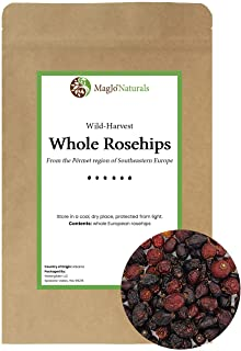 Whole Rosehips | Wild Harvest from Eastern Europe