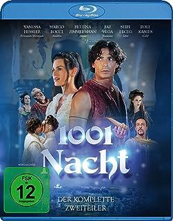 1001 Nacht - Der komplette Zweiteiler aus Tausendundeiner Nacht [Alemania] [Blu-ray]