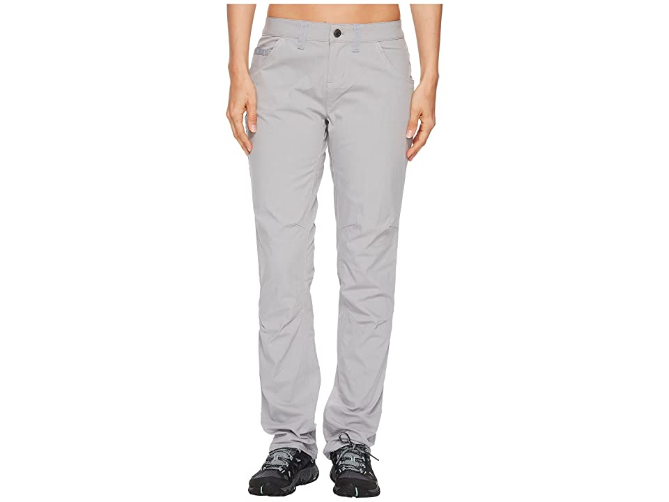 Mountain Khakis Teton Crest Pants Classic Fit (Smoke) Women