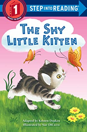 The Shy Little Kitten (Step into Reading)