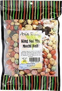 Oriental Rice Cracker Iso Peanut Mochi Balls - 12 Ounce - Asia Trans & Co.
