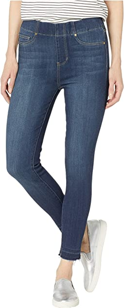 Chloe Pull-On Crop Skinny w/ Released Hem in Mayfield