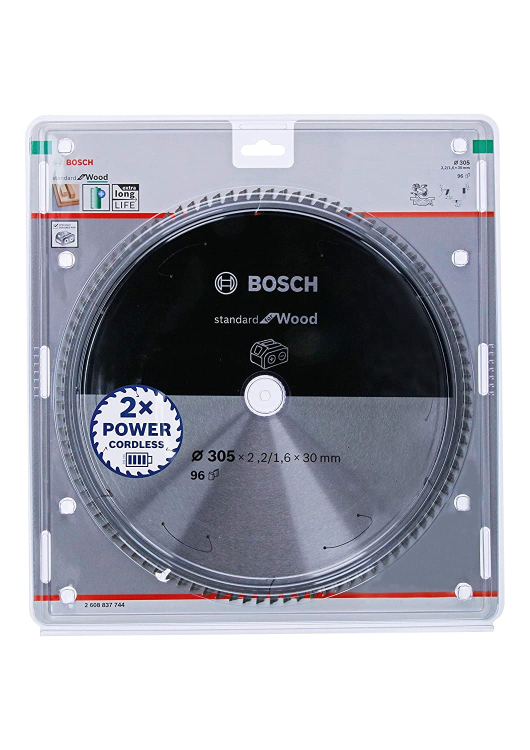 Super popular Store specialty store Bosch Professional 2608837744 Circular Saw Wo Standard Blade for