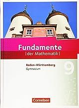 Fundamente der Mathematik - Baden-Württemberg - 9. Schuljahr: Schülerbuch