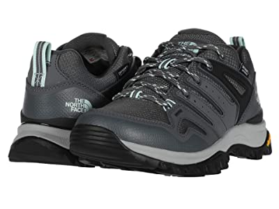 The North Face Hedgehog Fastpack II Waterproof (Zinc Grey/Moonlight Jade) Women