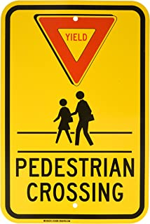 Best cross yellow sign Reviews