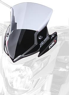 Puig 5646H Windschutzscheibe New Generation Suzuki GSR750 11 13 Transparent / Rauchgrau