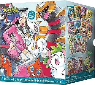 Pokemon Adventures Diamond & Pearl / Platinum Box Set