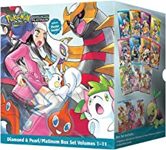Pokémon Adventures Diamond & Pearl / Platinum Box Set: Includes Volumes 1-11 (Pokémon Manga Box Sets)