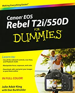 canon t2i guide for beginners
