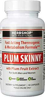 Plum Skinny® 30 Count - 1 A Day- for Both Women and Men