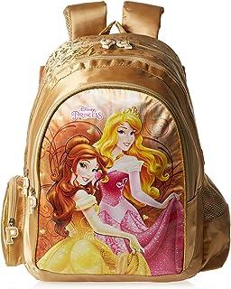 Disney Princess School Backpack for Girls - Beige
