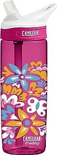CamelBak Eddy Water Bottle, Pop Floral, 0.6 L