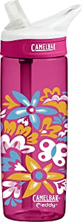 CamelBak Eddy Water Bottle,  Pop Floral,  0.6 L