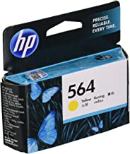 HP 564 Yellow Original Ink Cartridge | CB320WA