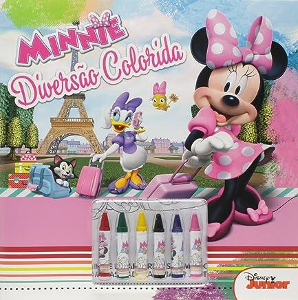 Disney. Diversão Colorida. Minnie