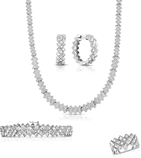 necklace and earring set zales