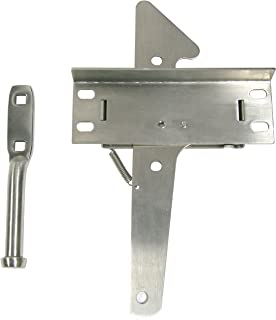 Ultra Hardware 35929 Post Latch Heavy Duty SS, Stainless Steel