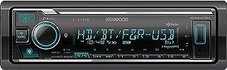 Kenwood Excelon KMM-X704 Digital Media Receiver with Bluetooth & HD Radio   Amazon Alexa Ready photo