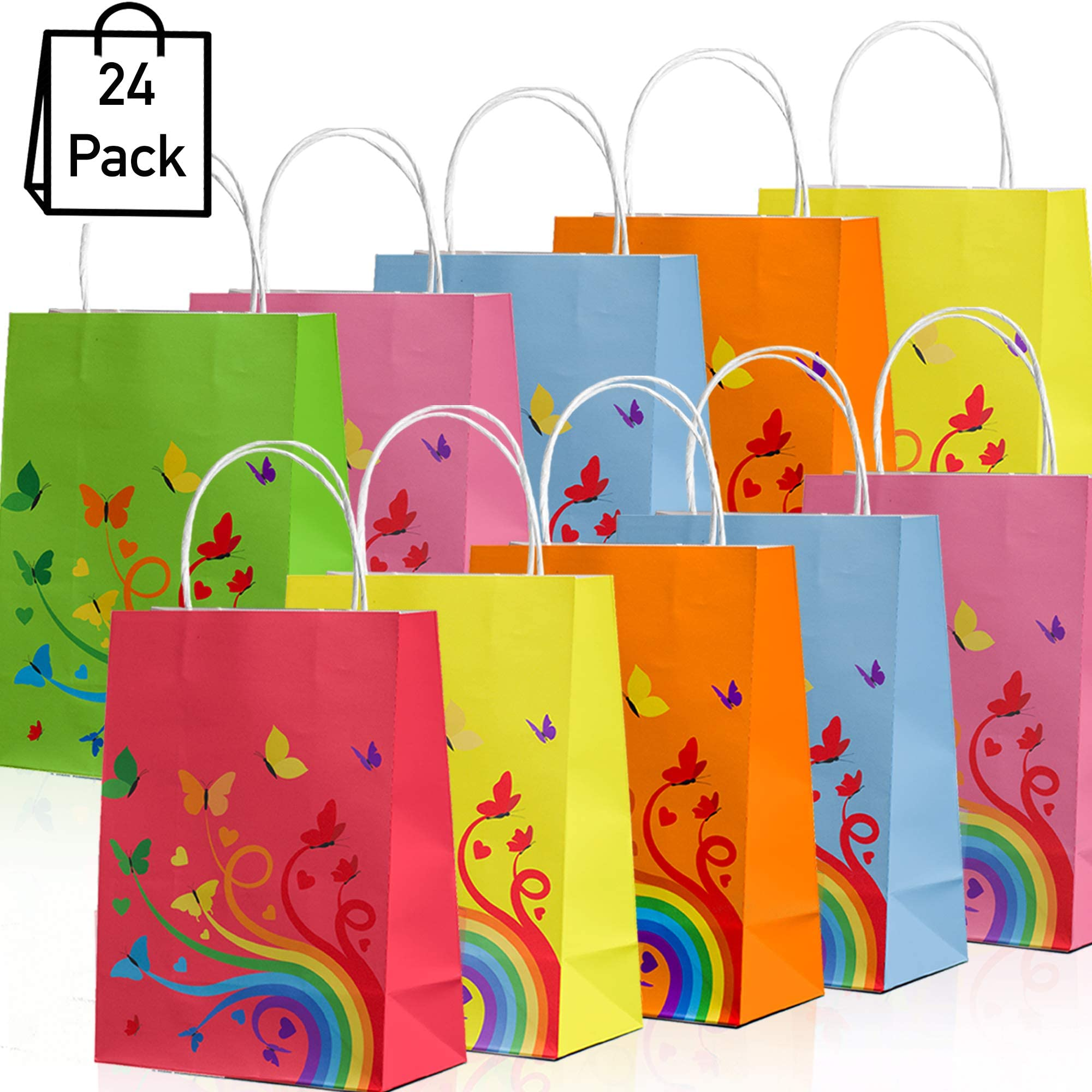 rainbow theme party bag book plastic free party rainbow party bag filler x 5 RAINBOW ACTIVITY BOOK rainbow party rainbow book