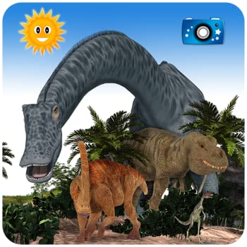 Find Them All  Dinosaurs Prehistoric & Ice Age Animals - Educational game for kids with pictures jigsaws and videos!