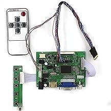 HDMI+VGA+2AV Input LCD Controller Board For B101AW03 CLAA101WB03 10.1
