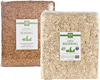 Small Pet Select Paper and Aspen Bedding Combo