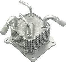 4-Port Transmission Oil Cooler for Nissan Sentra 2013+ Upgrade (IEW-N8) Solves Overheating CVT Problem | Versa | Versa Note Trans-Axle Heat Exchanger 21606-3JX2C