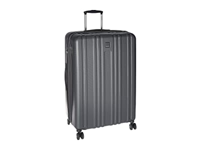 Hedgren Transit Gate Large Expandable Spinner (Tornado Grey) Luggage