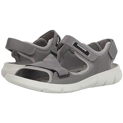 ECCO Intrinsic Sandal 2 (Wild Dove/Titanium) Men