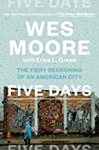 Five Days: The Fiery Reckoning of an American City PDF
