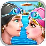 プールラブストーリー - 救助,緊急,デート,無料ゲーム