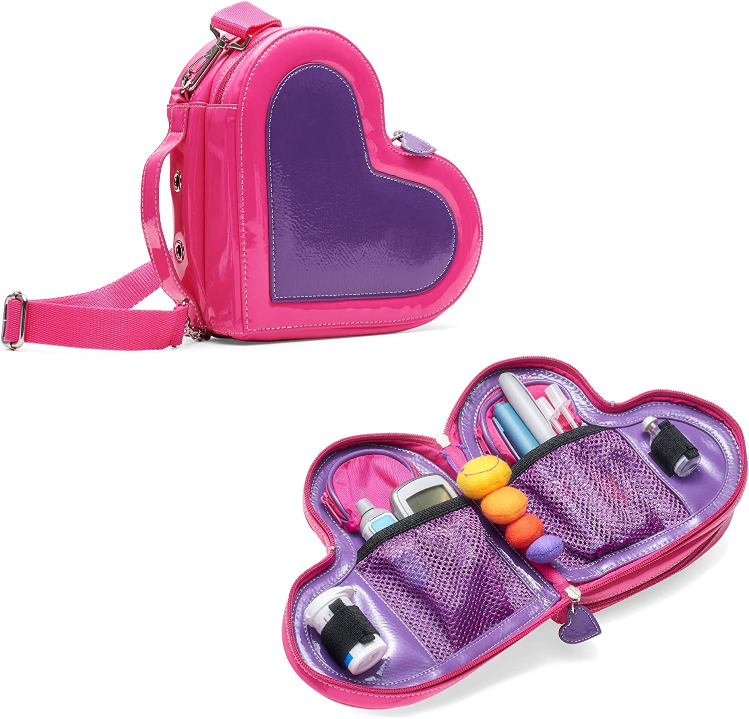 Myabetic Love Bug Diabetes Supply Case Max 83% OFF Glucose Ranking TOP13 To Monitoring for