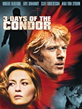 robert redford 3 days of the condor