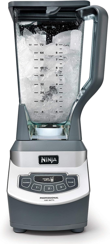 best Ninja Professional Countertop Blender with 1100-Watt