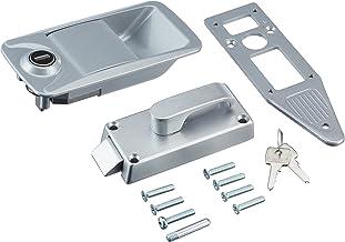 Brunner 215//250 Cilindro de cerradura para puerta de caravana 2 llaves incluidas