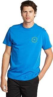 Billabong Men's Classic Short Sleeve Premium Logo Graphic Tee T-Shirt