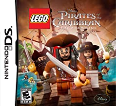 LEGO PIRATES OF THE CARIBBEAN THE VIDEO GAME - NDS