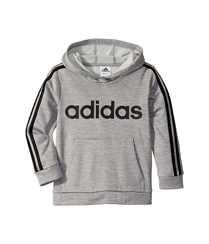 adidas Kids Core Hooded Pullover (ToddlerLittle Kids
